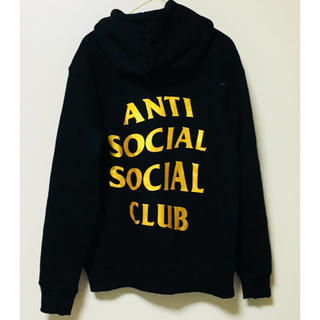 アンチ(ANTI)のアンチソーシャルソーシャルクラブ(パーカー)