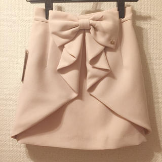 1456971f8b0b michellMacaron - ミシェルマカロン☆バックリボンスカートの通販 by ちい's shop|ミシェルマカロンならラクマ
