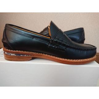 ヴィスヴィム(VISVIM)のVISVIM FABRO-FOLK 黒(ドレス/ビジネス)