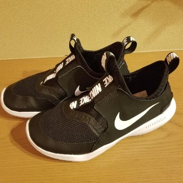 NIKE(ナイキ)のナイキ 18.5cm 子供靴 フレックスランナー  キッズ/ベビー/マタニティのキッズ靴/シューズ(15cm~)(スニーカー)の商品写真