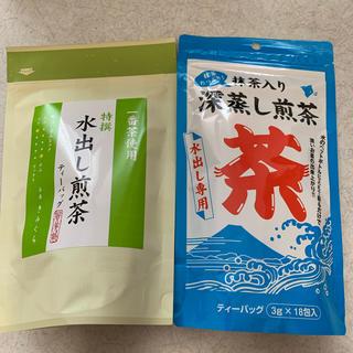 静岡県産掛川茶  水だし煎茶 ティーバッグ