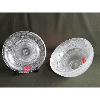 新品 バカラ アラベスク デザートセット (食器)