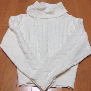 rienda - rienda タートルネック セーター