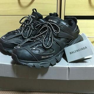 Balenciaga - 最終値下げ BALENCIAGA Track 26.5 ブラック