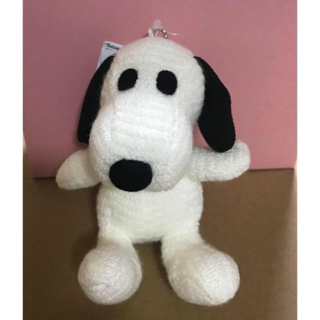 SNOOPY(スヌーピー)のTeddy Snoopy  エンタメ/ホビーのおもちゃ/ぬいぐるみ(ぬいぐるみ)の商品写真