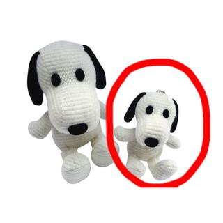 SNOOPY - Teddy Snoopy