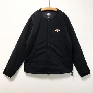 DANTON - ゆずは様専用◡̈ DANTON ノーカラーインサレーションジャケット ブラック