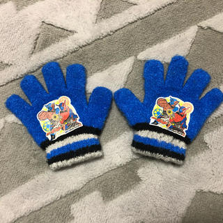 バンダイ(BANDAI)のキッズ 手袋 仮面ライダービルド(手袋)