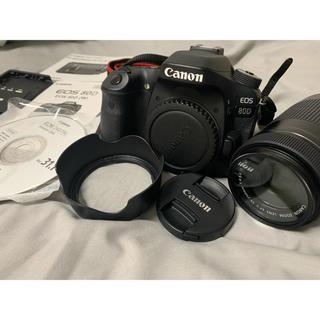 Canon - canon eos 80d レンズセット