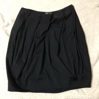 バーニーズニューヨーク(BARNEYS NEW YORK)のYOKO CHAN スカート(ひざ丈スカート)