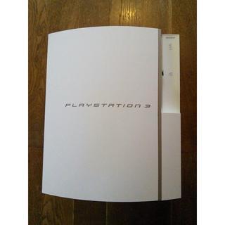 PlayStation3 - PS3 プレイステーション3 本体 80GB CECHL00 箱/説付き