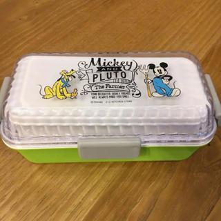 Disney - お弁当箱 ❁︎ ミッキー プルート