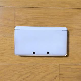 ニンテンドー3DS - ニンテンドー 3DS ライト NINTENDO lite 白 white 任天堂