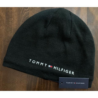 TOMMY HILFIGER - 新品 トミーヒルフィガー ニットキャップ