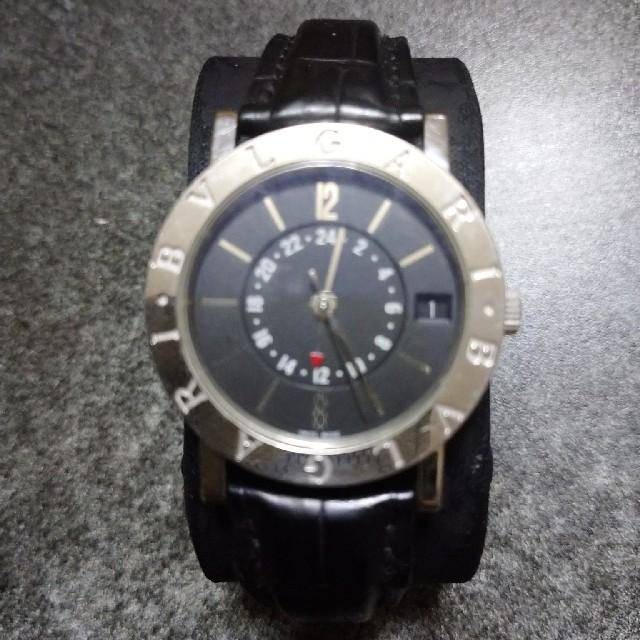 シーマスター 黒 / ROLEX - ブルガリの正規品腕時計BB33SLGMTL772 2ヵ国仕様の通販 by cowcow shop