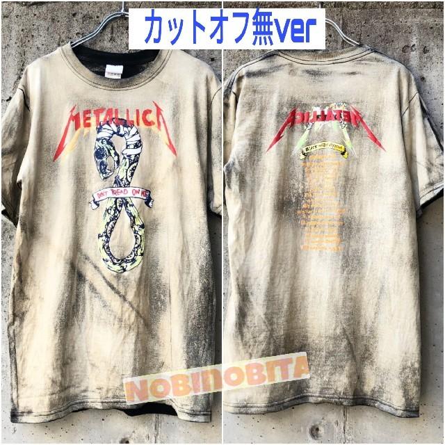 ONE OK ROCK(ワンオクロック)のXL◇渚園ダブルMETALLCA2012 ブリーチ ロックT メンズのトップス(Tシャツ/カットソー(半袖/袖なし))の商品写真