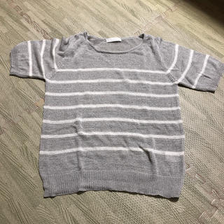 レディース Lサイズ 半袖 トップス(カットソー(半袖/袖なし))