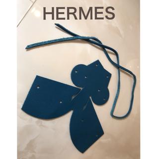 Hermes - HERMES チャーム 馬(非売品)