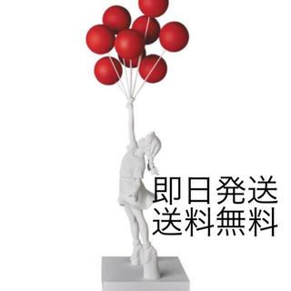 MEDICOM TOY - BANKSY Flying Balloons Girl Red Balloons