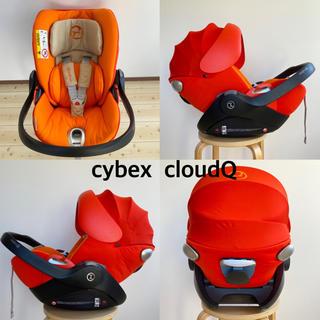 サイベックス(cybex)のサイベックス クラウドQ cybex cloudQ (自動車用チャイルドシート本体)