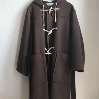 SUNSEA - SUNSEA Melton Knight Coat 騎士コート ジェダイ