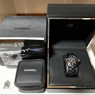 CHANEL - シャネル 時計 J12 財布 バッグ プラダ エルメス ブルガリ カルティエ