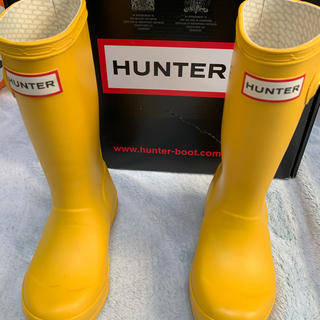 ハンター(HUNTER)のキッズレインブーツ(長靴/レインシューズ)