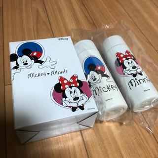 Disney - ミッキーミニー ミニタンブラーセット