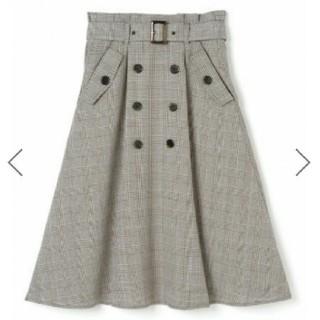 GRL - GRL トレンチスカート