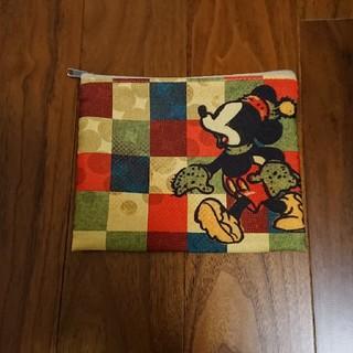 ミッキーマウス(ミッキーマウス)のミッキー  ポーチ(ポーチ)