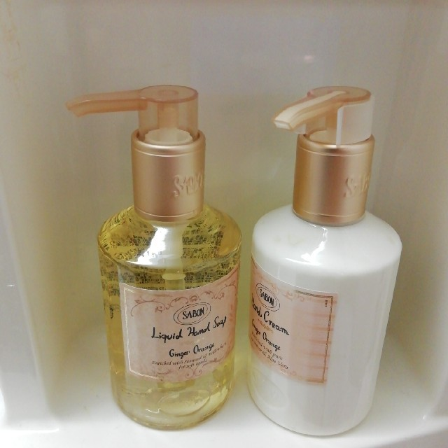 SABON(サボン)のsabon ハンドクリーム&SOAP コスメ/美容のボディケア(ハンドクリーム)の商品写真