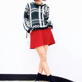 ムルーア(MURUA)のムルーア  台形スカート(ミニスカート)