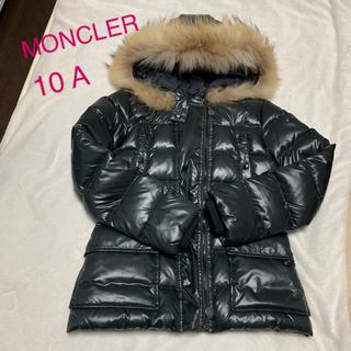 モンクレール(MONCLER)のモンクレール サイズ10  MONCLER・ブラック(コート)