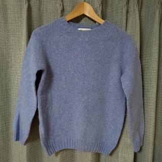 green label relaxing - セーター ニット ブルー