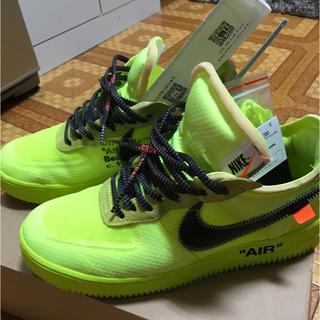 NIKE - Nike Off-White Air Force 1 ナイキ オフホワイト
