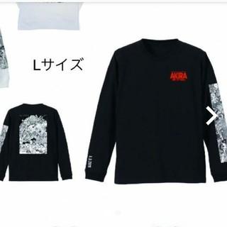 レディメイド(LADY MADE)のパルコ限定 アキラ ART OF WALL AKIRA L ロングTシャツ(Tシャツ/カットソー(七分/長袖))