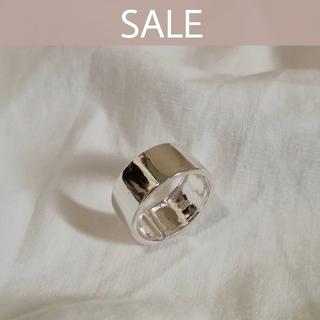 アングリッド(Ungrid)の【売切りSALE】silver 925 widering  *  8mm(リング(指輪))
