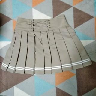 膝上スカート L