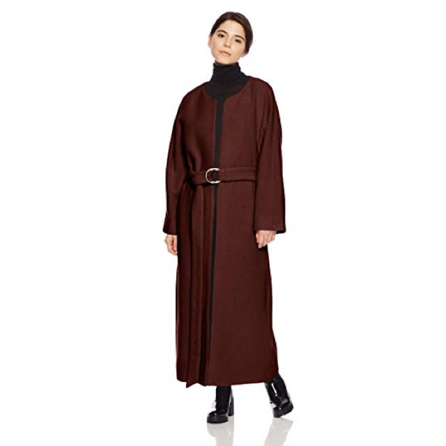 snidel(スナイデル)のSNIDEL ベルティッドロングコート レディースのジャケット/アウター(ロングコート)の商品写真