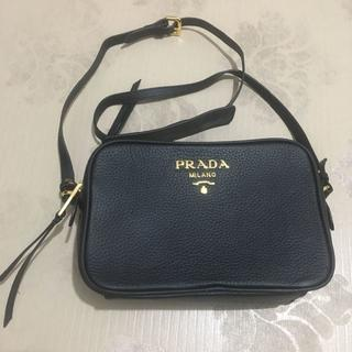 PRADA - PRADA♡ブラック ショルダーバッグ