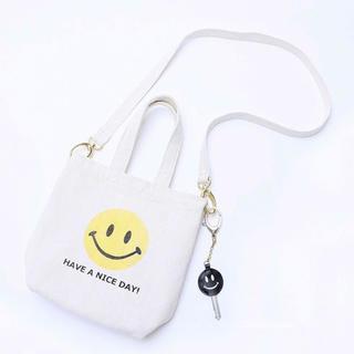 DEUXIEME CLASSE - 新品未使用 SMILEY FACE SMILE BAG&KEY CASE