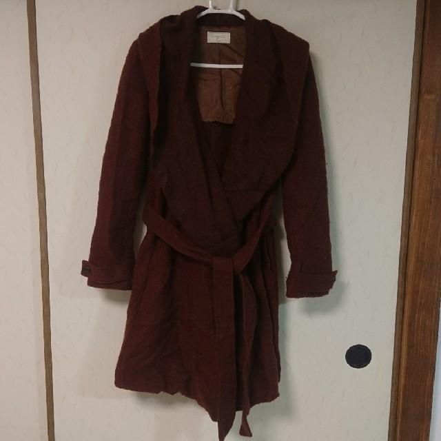 Ungrid(アングリッド)のアングリッド 薄手コート レディースのジャケット/アウター(ニットコート)の商品写真