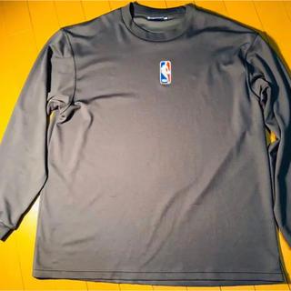 Reebok - NBA Reebok  長袖 Tシャツ グレイ