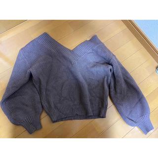 RETRO GIRL - ニットセーター