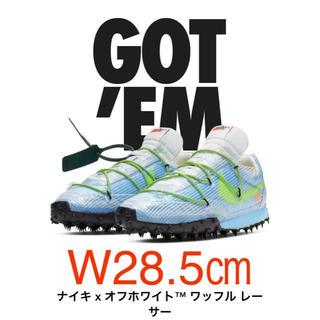 OFF-WHITE - Nike off-white waffle racer