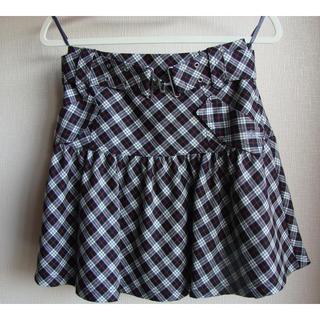バーバリーブルーレーベル(BURBERRY BLUE LABEL)の⭐️美品⭐️バーバリーブルーレーベル  ミニスカート(ミニスカート)