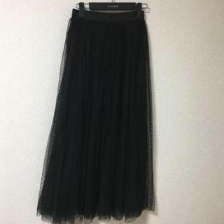 ミラオーウェン(Mila Owen)のミラオーウェン レーススカート サイズ0(ロングスカート)