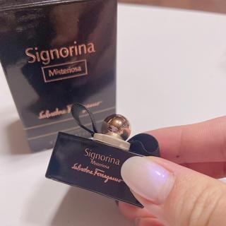 サルヴァトーレフェラガモ(Salvatore Ferragamo)のサルヴァトーレフェラガモ 香水 5ml(香水(女性用))
