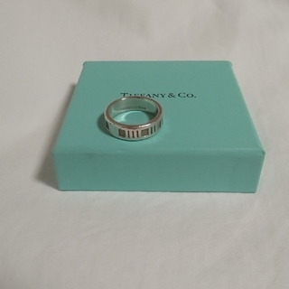 Tiffany & Co. - TIFFANY & Co. ティファニー リング  アトラス
