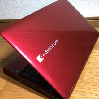 東芝 - 高速Core i5 Blu-ray 東芝dynabookノートパソコンWin10